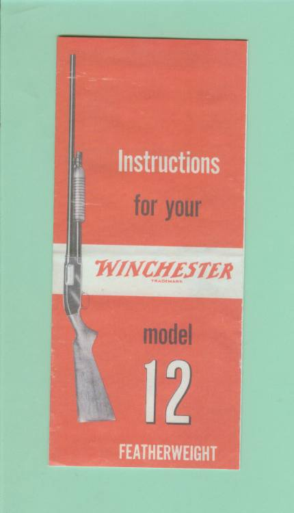 backgrounds buttons rh rediscovered shooting treasures com winchester model 59 12 gauge owner's manual winchester model 50 12 gauge owner's manual